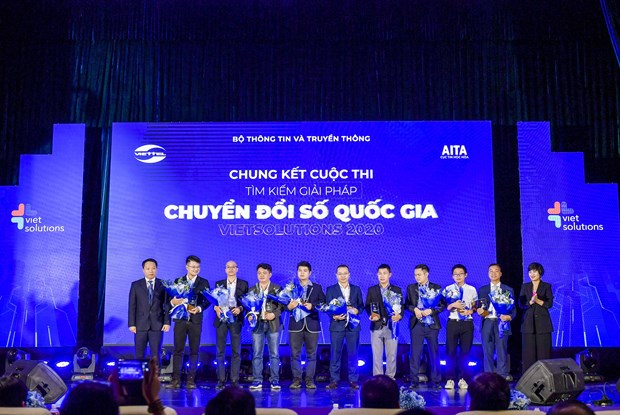 ANNOUNCED TOP 10 FINALIST TEAMS OF VIET SOLUTIONS 2020!