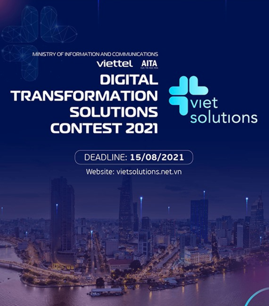 Digital solutions expected at Viet Solutions 2021 for dual target