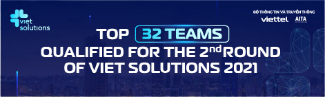 VietSolutions 2021 announced the results of the preliminary round